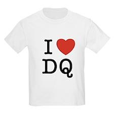 I heart DQ T-Shirt