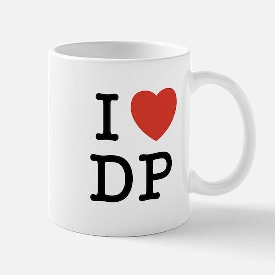 I Heart DP Mug