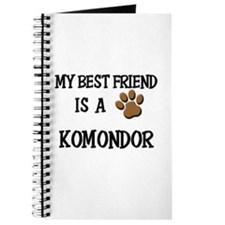 My best friend is a KOMONDOR Journal