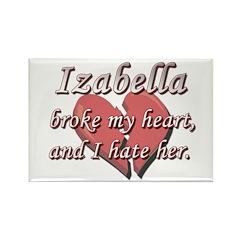 Izabella broke my heart and I hate her Rectangle M