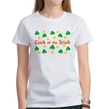"""Luck of the Irish"" Tee"