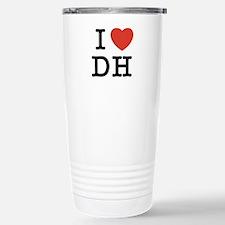 I Heart DH Travel Mug
