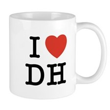 I Heart DH Mug