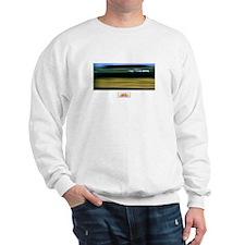Porsche at Ontario Motor Speedway Sweatshirt