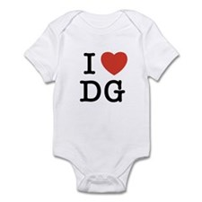 I Heart DG Infant Bodysuit