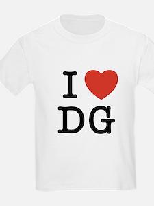 I Heart DG T-Shirt