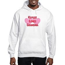 Kaylee Loves Grandma Hoodie