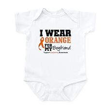IWearOrange Boyfriend Infant Bodysuit