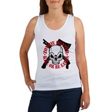 Zombie Women's Tank Top