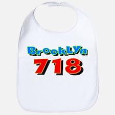 Brooklyn 718 Bib