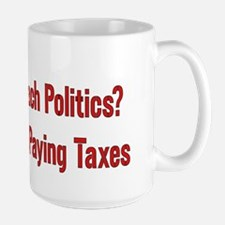 Tax Political Churches Mug