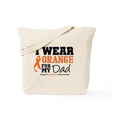 IWearOrange Dad Tote Bag