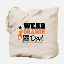 IWearOrange Dad Tote Bag