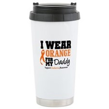 IWearOrange Daddy Travel Mug