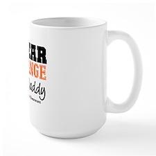 IWearOrange Daddy Mug