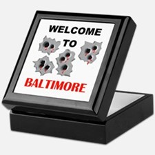 BALTIMORE Keepsake Box