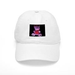Pink Bear 1. Baseball Cap