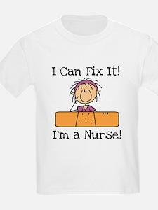 Fix It Nurse T-Shirt