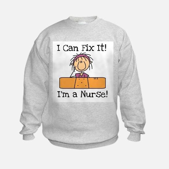 Fix It Nurse Sweatshirt