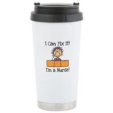Fix It Nurse Travel Mug
