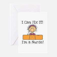 Fix It Nurse Greeting Cards (Pk of 10)
