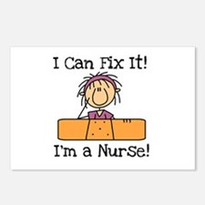 Fix It Nurse Postcards (Package of 8)