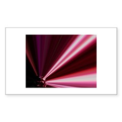 Abstract A Rectangle Sticker 50 pk)