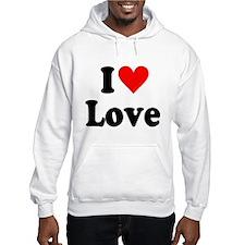 I Heart Love: Hoodie