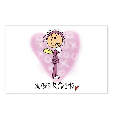 Nurses R Angels Postcards (Package of 8)