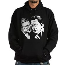 Camus and Sartre TAG TEAM Hoodie!
