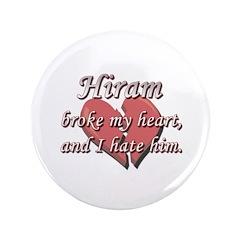 Hiram broke my heart and I hate him 3.5