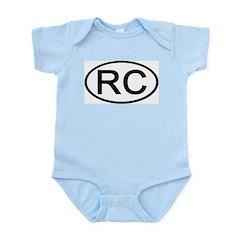 China - RC - Oval Infant Creeper