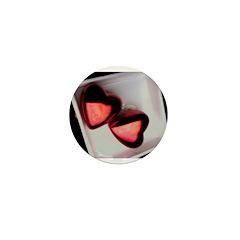 valentines Mini Button (100 pack)