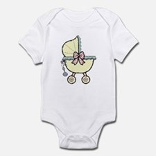 Baby Carriage Infant Bodysuit
