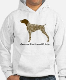 Liver & White GSP Hoodie