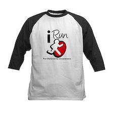 I Run MelanomaAwareness Tee