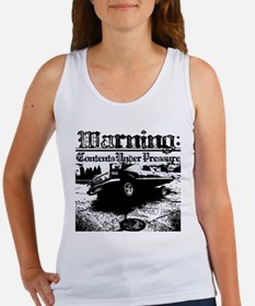 Unique California car Women's Tank Top