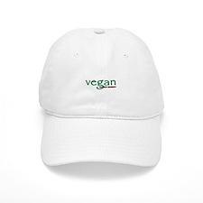 Trendy Vegan Baseball Baseball Cap