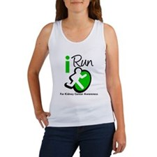 I Run KidneyCancerAwareness Women's Tank Top