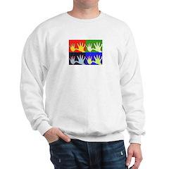 Hand Gestures Sweatshirt