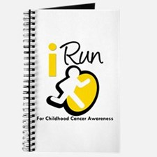 I Run Childhood Cancer Journal
