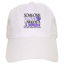 Needs A Cure ESOPHAGEAL CANCER Baseball Cap