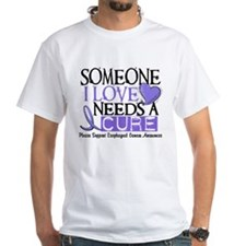 Needs A Cure ESOPHAGEAL CANCER Shirt