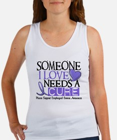 Needs A Cure ESOPHAGEAL CANCER Women's Tank Top