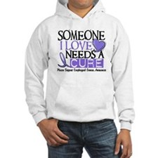 Needs A Cure ESOPHAGEAL CANCER Hoodie