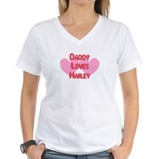 Daddy Loves Hailey Shirt