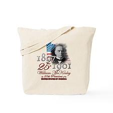 25th President - Tote Bag