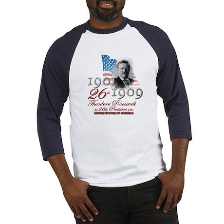 26th President - Baseball Jersey