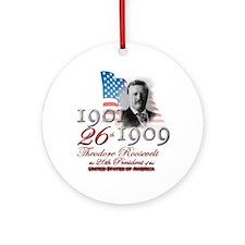 26th President - Ornament (Round)