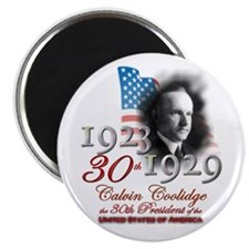 "30th President - 2.25"" Magnet (10 pack)"